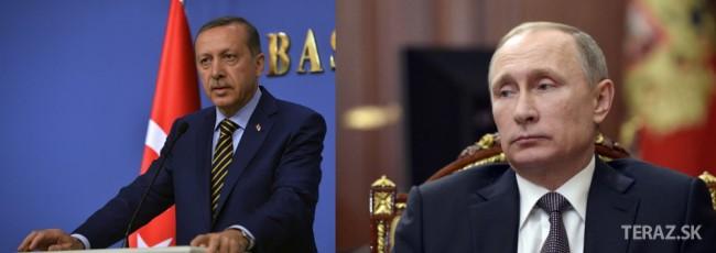 Rusko zakáže Turecku podieľať sa na štátnych zákazkách – 24hod.sk
