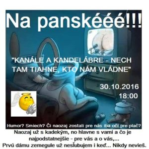 Na panské 38/2016 (humoristický týždenník)