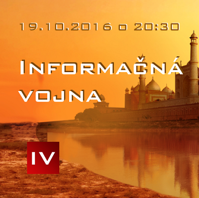 Informačná vojna 13 (repríza)