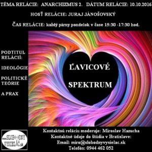 Ľavicové spektrum 08