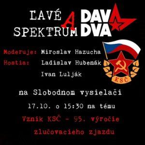 Ľavicové spektrum 09