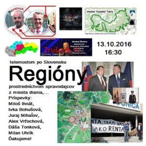 Regióny 26/2016