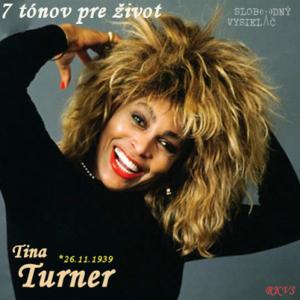 7 tónov pre život…Tina Turner