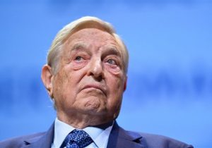 George Soros Debate during release of George Soros' 'Tragedy of the European Union: Disintegration or Revival?' book , Brussels, Belgium - 30 Jun 2014 (Rex Features via AP Images)