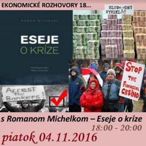 Ekonomické rozhovory 18