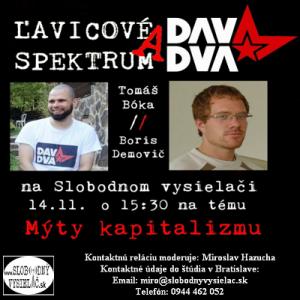 Ľavicové spektrum 13