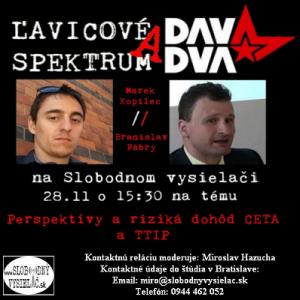 Ľavicové spektrum 15