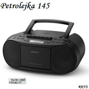 Petrolejka 145