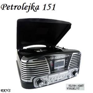 Petrolejka 151
