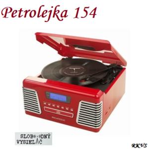 Petrolejka 154
