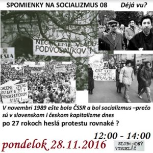 Spomienky na Socializmus 08