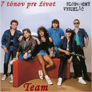 7 tónov pre život…Team