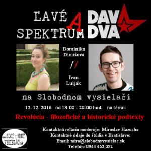 Ľavicové spektrum 17
