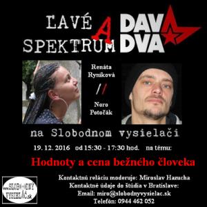 Ľavicové spektrum 18