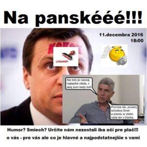 Na panské 44/2016 (humoristický týždenník)