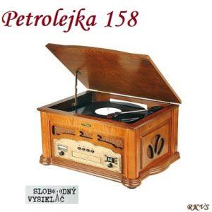 Petrolejka 158