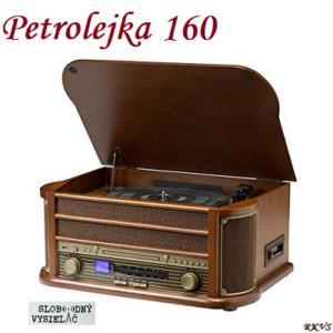 Petrolejka 160