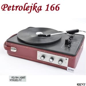 Petrolejka 166