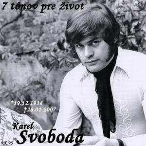 7 tónov pre život…Karel Svoboda