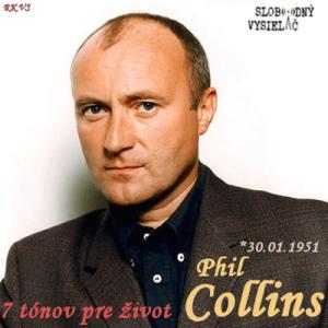 7 tónov pre život…Phil Collins