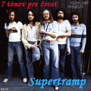 7 tónov pre život…Supertramp