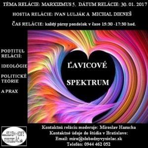 Ľavicové spektrum 22