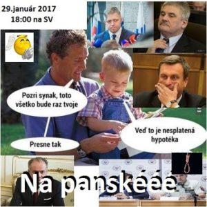 Na panské 04/2017 (humoristický týždenník)