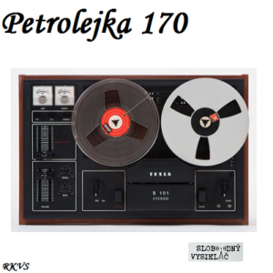 Petrolejka 170