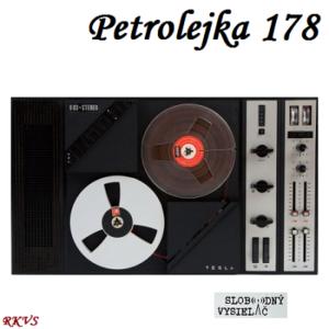 Petrolejka 178