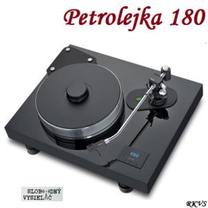 Petrolejka 180