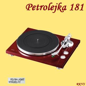 Petrolejka 181