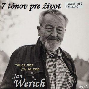 7 tónov pre život…Jan Werich