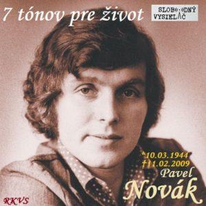 7 tónov pre život…Pavel Novák
