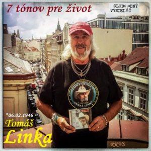 7 tónov pre život…Tomáš Linka