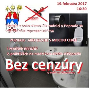 Bez cenzúry 05/2017