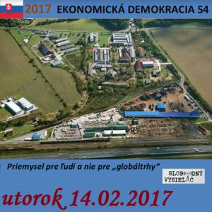 Ekonomická demokracia 54