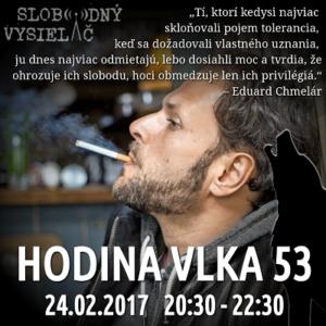Hodina Vlka 53
