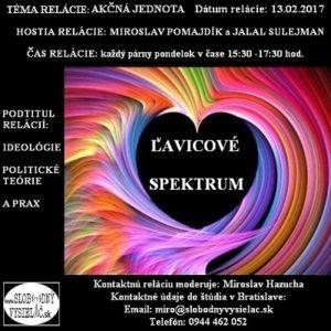 Ľavicové spektrum 24