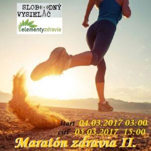 Maratón zdravia II.