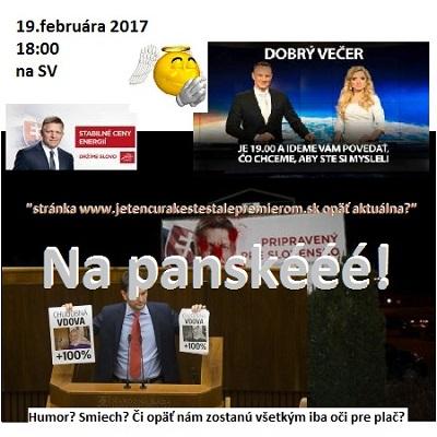 Na panské 06/2017 (humoristický týždenník) repríza