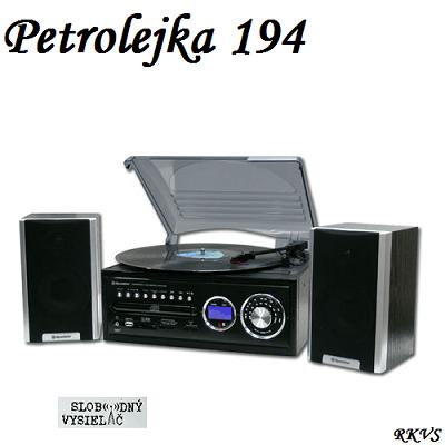 Petrolejka 194
