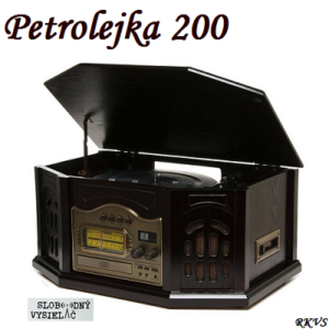 Petrolejka 200