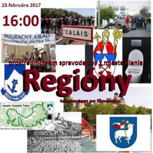 Regióny 04/2017
