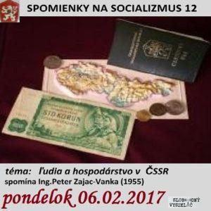 Spomienky na Socializmus 12