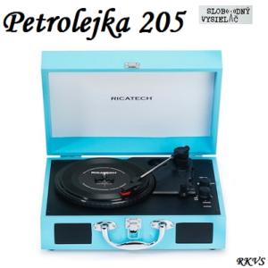 Petrolejka 205