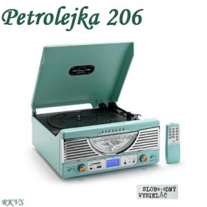 Petrolejka 206
