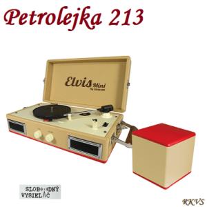 Petrolejka 213