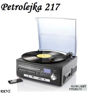 Petrolejka 217