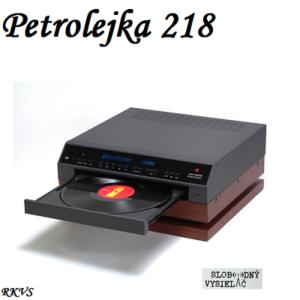 Petrolejka 218