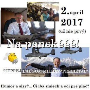 Na panské 11/2017 (humoristický týždenník)